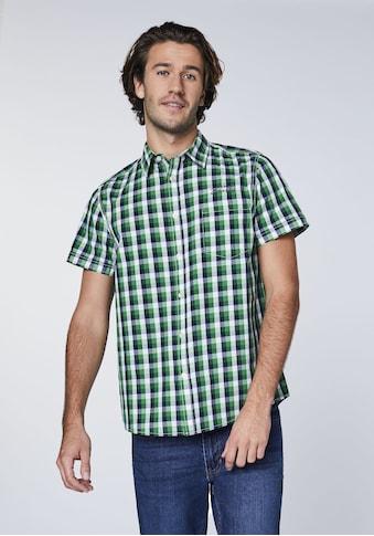 Oklahoma Jeans Hemd »kurzarm« kaufen