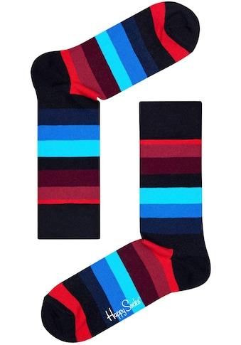 Happy Socks Socken »Stripe«, mit Streifen Muster kaufen