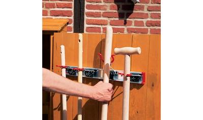 promadino Gartengerätehalter, 50 cm Breite kaufen