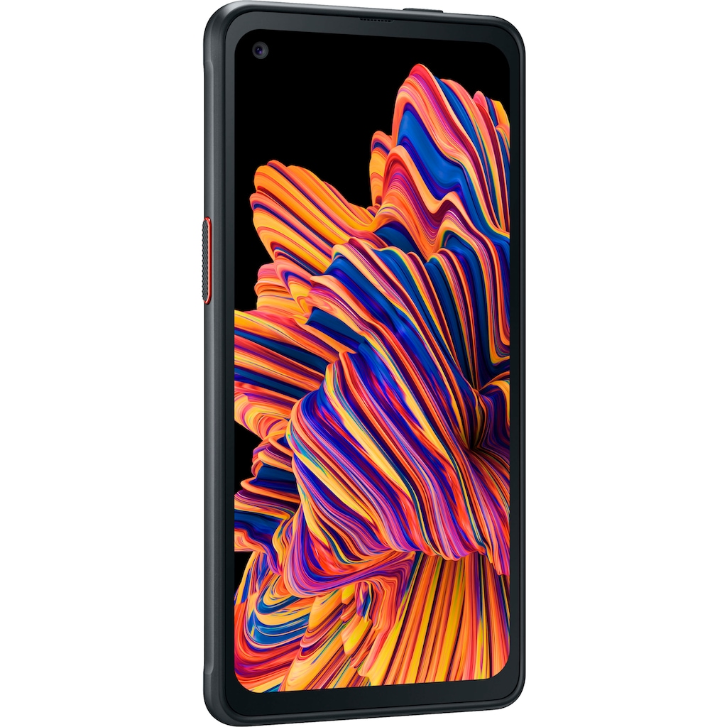 "Samsung Smartphone »Galaxy-Xcover-Pro«, (16 cm/6,3 "" 64 GB Speicherplatz, 25 MP Kamera), Robustes Outdoor Smartphone"
