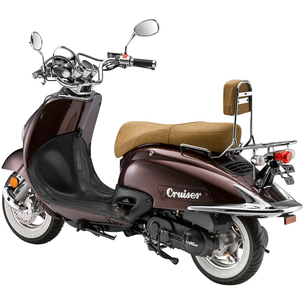 Luxxon Motorroller »Cruiser«, 2,8 PS