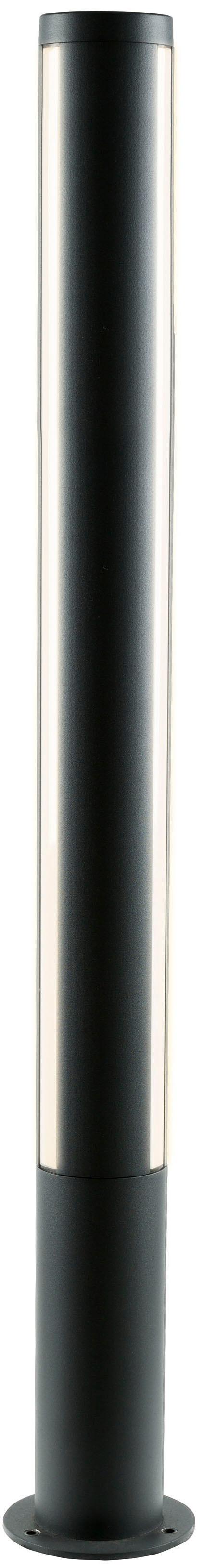 HEITRONIC LED Sockelleuchte Lilia, LED-Modul, 1 St., Warmweiß, 3 matte Lichtaustrittsflächen
