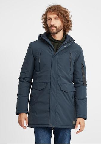 Solid Parka »Maver«, Gefütterte Winterjacke mit Kapuze und praktischen Taschen kaufen