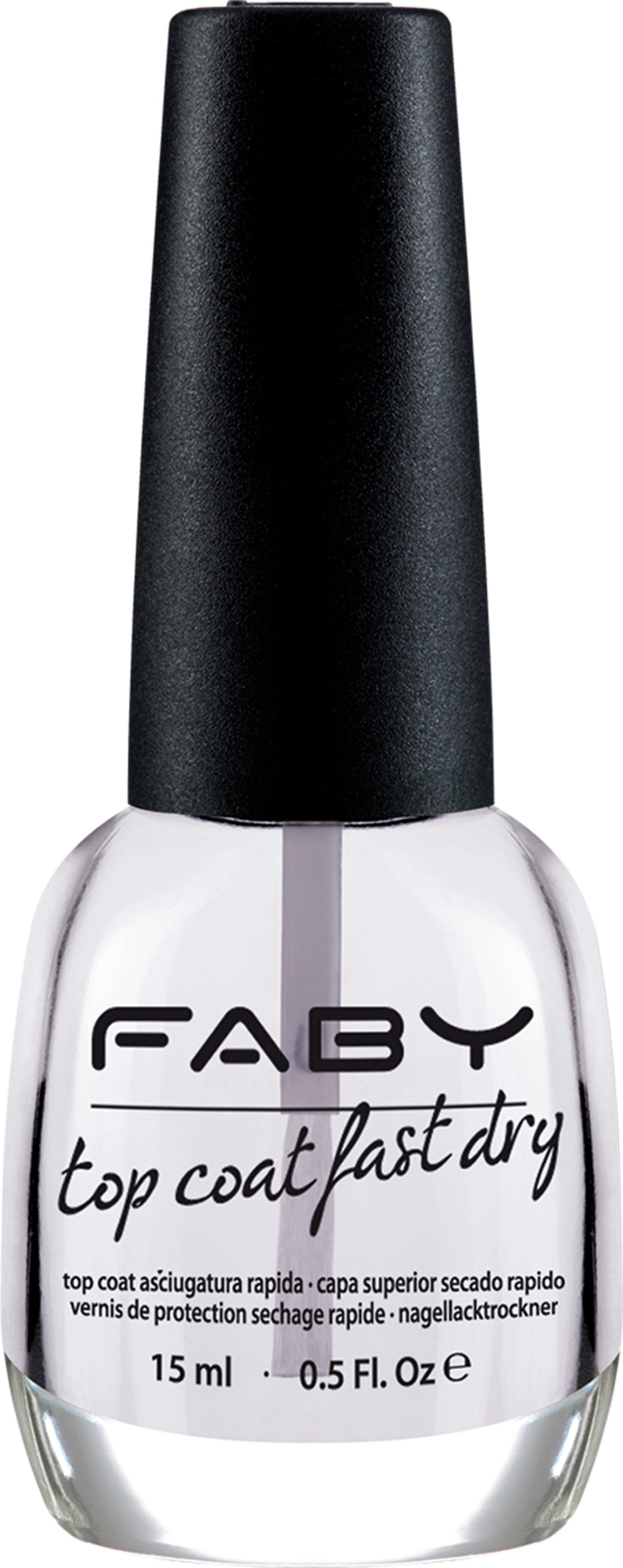 Faby Top Coat Fast Dry Schnell-trocknender Überlack Preisvergleich