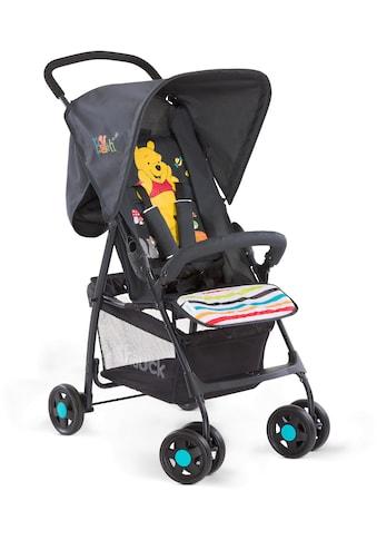 Hauck Kinder-Buggy »Sport, Pooh Geo«, mit schwenk- und feststellbaren Vorderrädern;... kaufen
