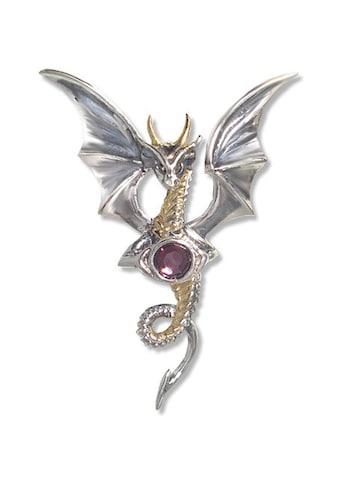 Adelia´s Amulett »Silver Myth von Anne Stokes Talisman«, Himmlischer Drache - Für... kaufen