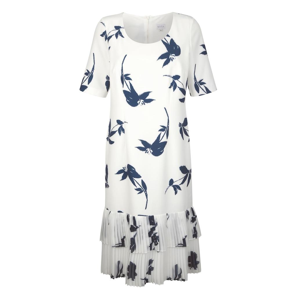 Mona Sommerkleid, mit Plissee-Einsatz