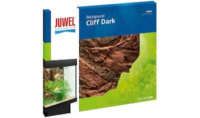 JUWEL AQUARIEN Aquarium - Rückwand »Cliff Dark«, BxH: 55x61,5 cm kaufen