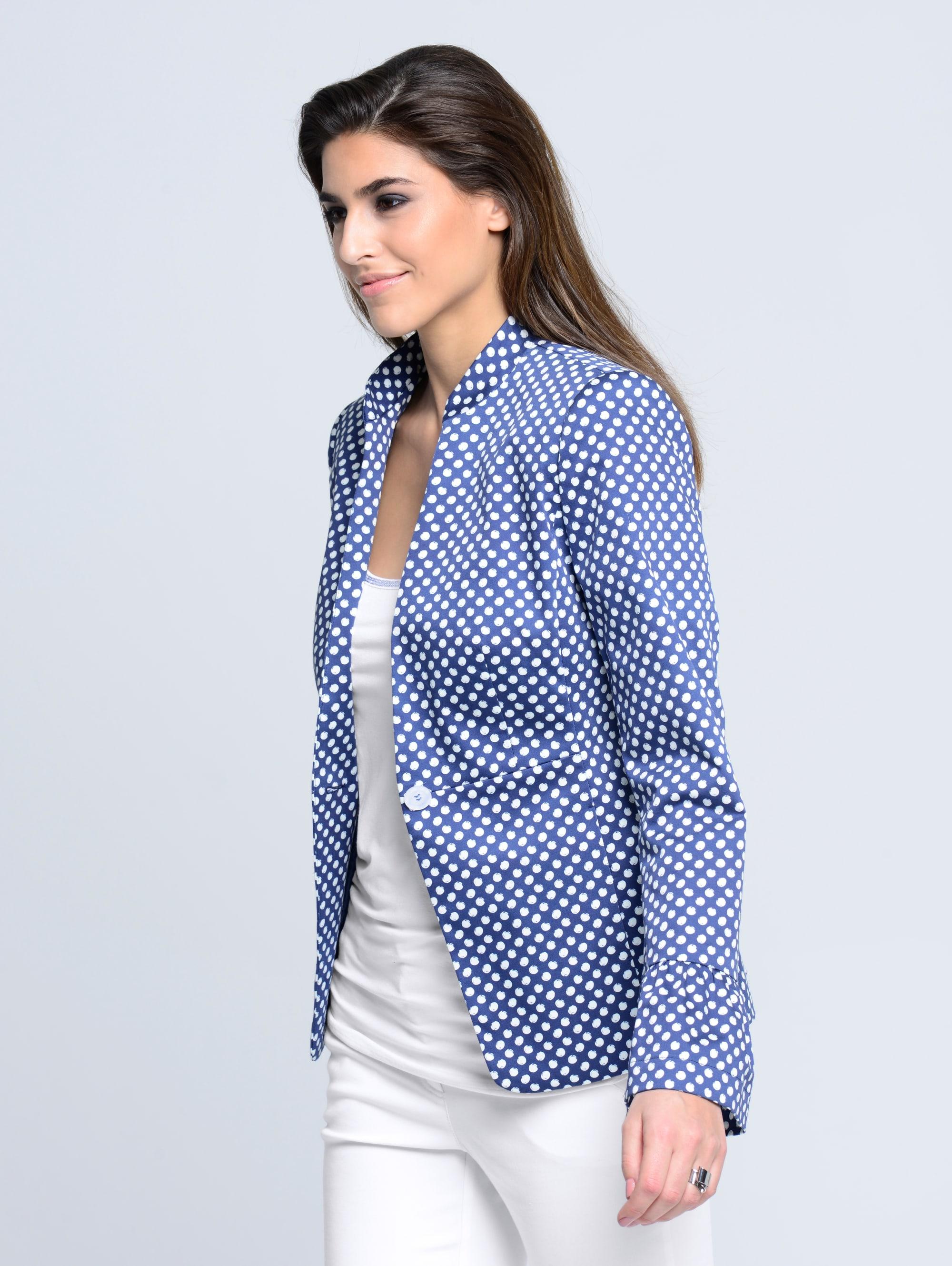alba moda -  Blazer in modischer Schnittführung