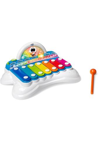 Chicco Spielzeug-Musikinstrument »Flashy das Xylophon«, mit Licht und Sound kaufen