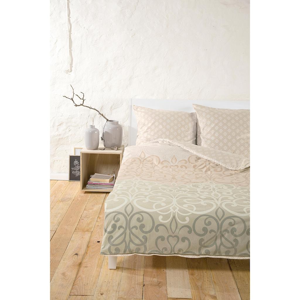 Zeitgeist Bettwäsche »Wabe«, mit barocken Elementen