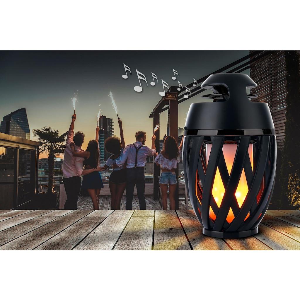 näve LED Tischleuchte »Muna«, Bluetooth Speaker