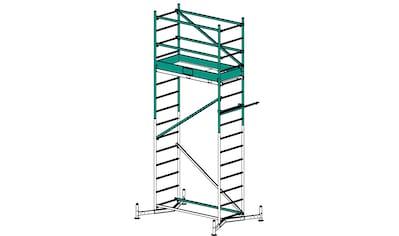 KRAUSE Fahrgerüst »Climtec«, Max. Arbeitshöhe: 5 m, 1. Aufstockung kaufen