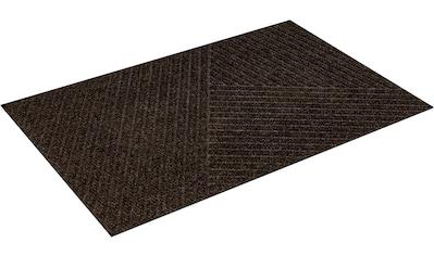 wash+dry by Kleen-Tex Fußmatte »Stripes«, rechteckig, 8 mm Höhe, Fussabstreifer,... kaufen