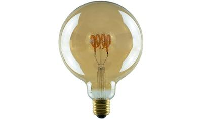 SEGULA LED-Filament »DESIGN LINE«, E27, 1 St., LED Globe Curved Filament kaufen
