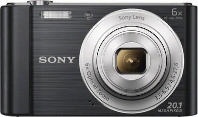 Sony »DSC - W810« Kompaktkamera (20,1 MP, 6x opt. Zoom) kaufen