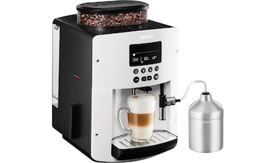 Krups Kaffeevollautomat EA8161, 1,8l Tank, Kegelmahlwerk kaufen