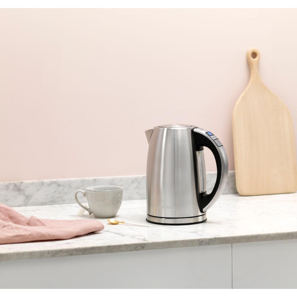 Cuisinart Wasserkocher »CPK17E«, 1,7 l, 2750 W