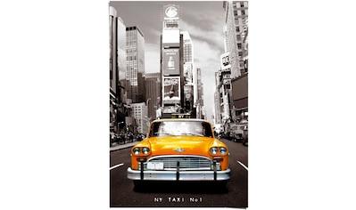 Reinders! Poster »New York Gelbes Taxi«, (1 St.) kaufen