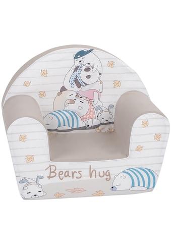 Knorrtoys® Sessel »Bears hug«, Made in Europe kaufen
