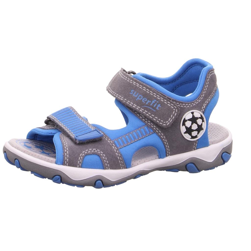 Superfit Sandale »Mike 3.0«, Mit WMS: Weiten-Meßsystem: mittel