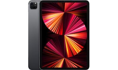 Apple Tablet »iPad Pro 5G (2021) - Wi-Fi + Cellular« kaufen