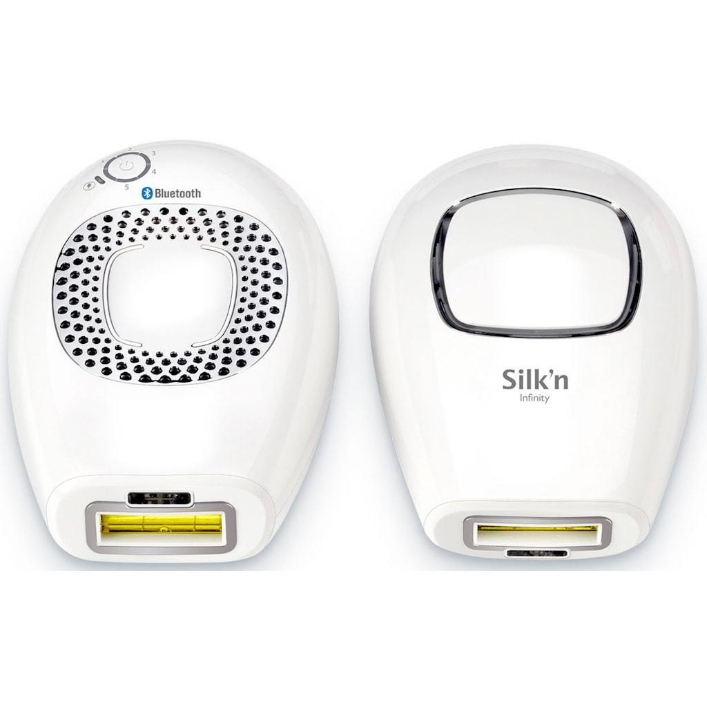 Silk'n IPL-Haarentferner »Infinity Smooth«, 400000 Lichtimpulse, inkl. LadyShave & Verlängerungskabel