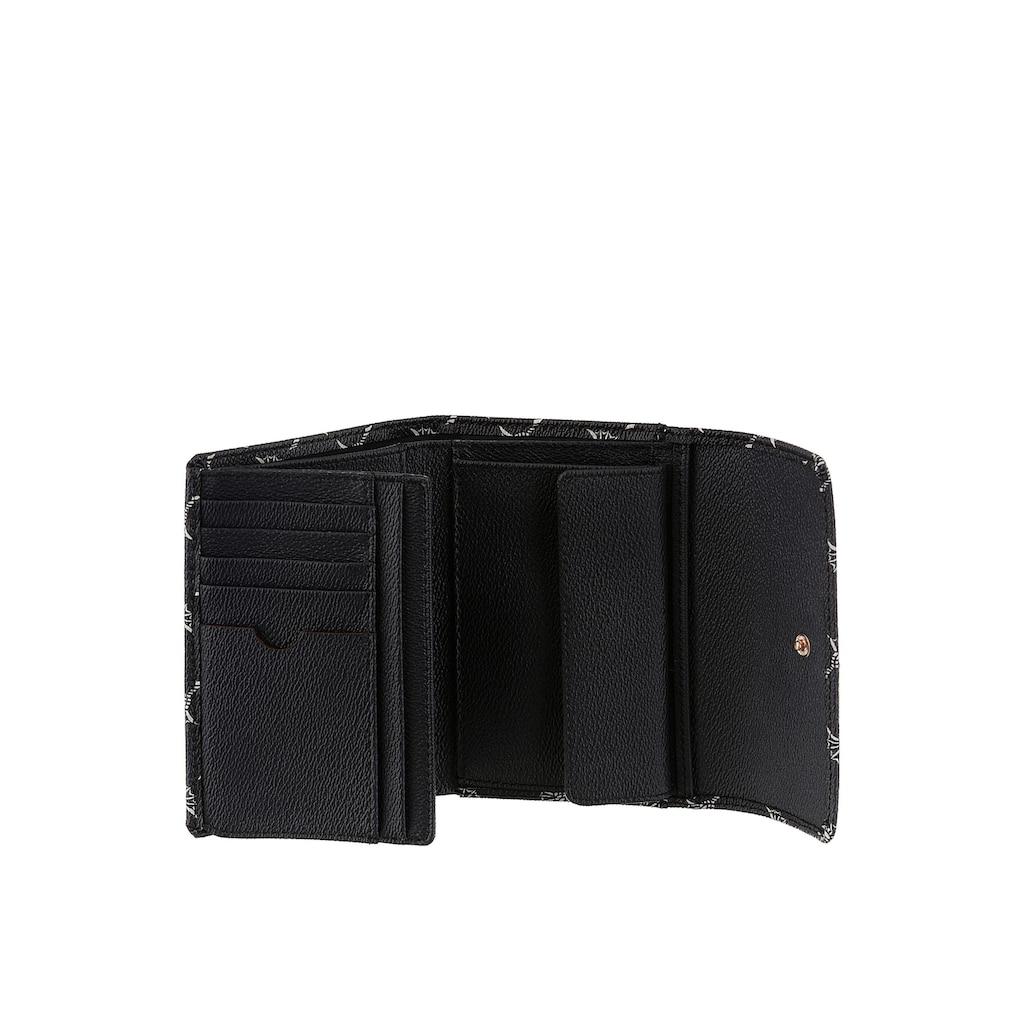 Joop! Geldbörse »cortina cosma purse mh10f«, mit schickem Allover-Druck