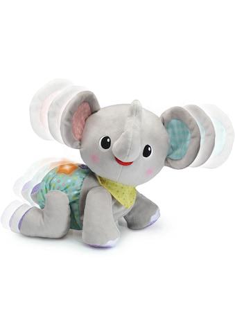 Vtech® Kuscheltier »Krabbel mit mir - Elefant, grau« kaufen