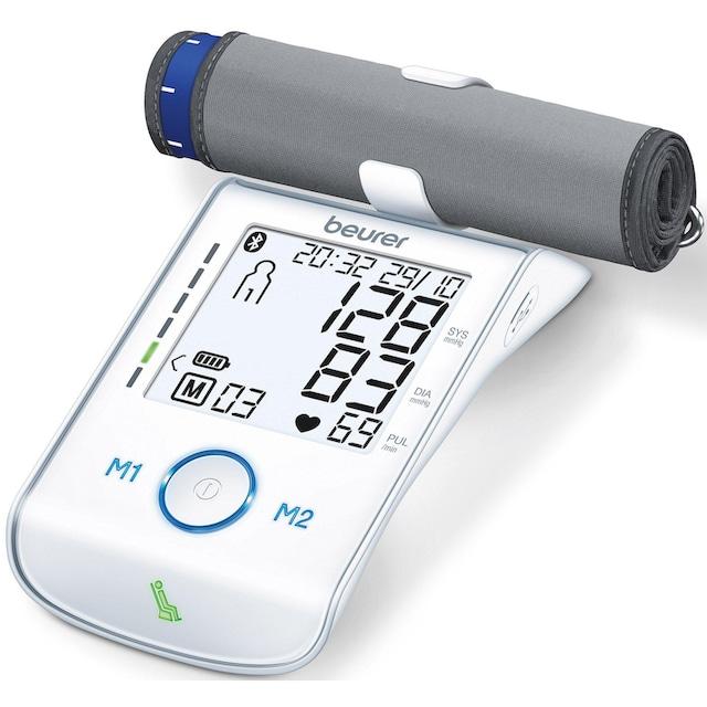 BEURER Oberarm-Blutdruckmessgerät BM 85 BT