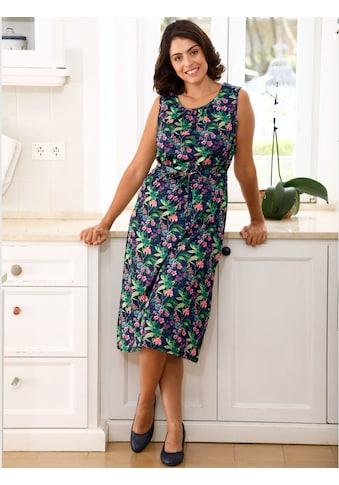 m. collection Jerseykleid, mit floralem Druckdesign kaufen