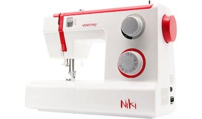 Veritas Freiarm-Nähmaschine »Niki - eine grosse Künstlerin für Anfänger,... kaufen