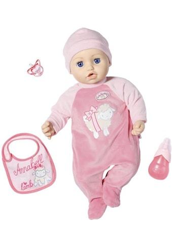"""Baby Annabell Babypuppe """"Annabell, 43 cm"""" kaufen"""