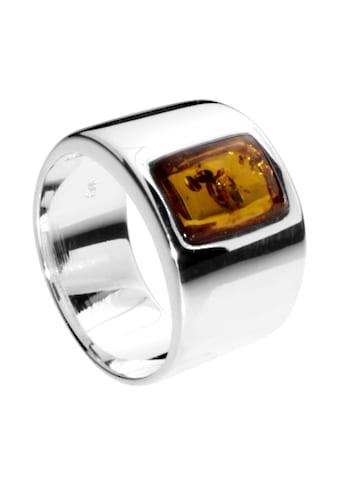 OSTSEE-SCHMUCK Fingerring »- Feikje - Silber 925/000 - Bernstein«, (1 tlg.) kaufen