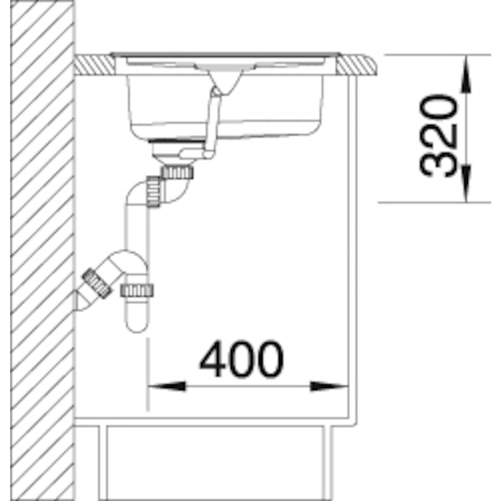 Blanco Küchenspüle »RONDOSET«