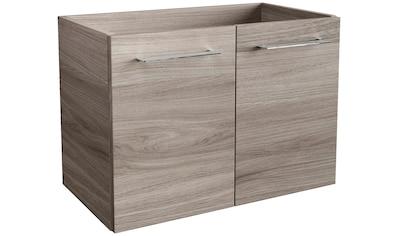 FACKELMANN Waschbeckenunterschrank »Lima«, tiefenreduziert kaufen