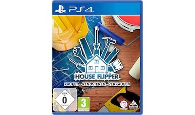 Spiel »House Flipper«, PlayStation 4 kaufen