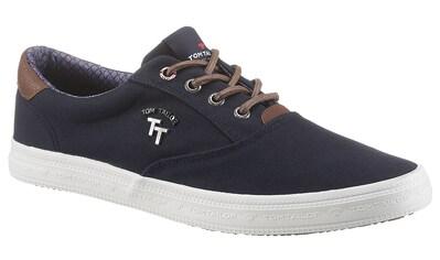 TOM TAILOR Sneaker, mit TT Applikation kaufen