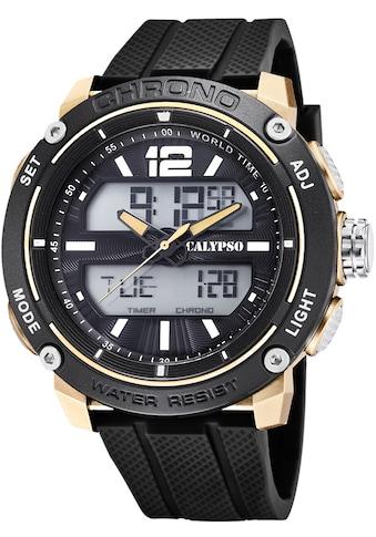 CALYPSO WATCHES Chronograph »Street Style, K5796/3« kaufen