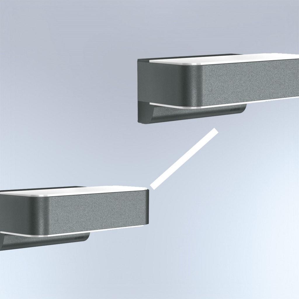 steinel Außen-Wandleuchte »L 810 SC«, LED-Board, 1 St., Warmweiß, 160° Bewegungsmelder, über Bluetooth vernetzbar, Smart Home