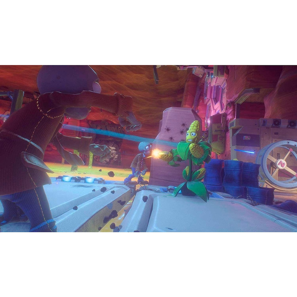 Electronic Arts Spiel »Plants vs. Zombies – Battle for Neighborville«, PlayStation 4