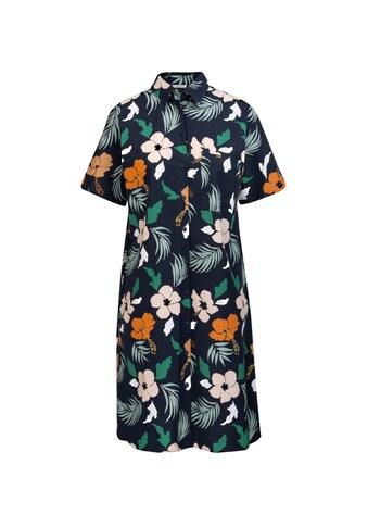 seidensticker Sommerkleid »Schwarze Rose«, Kurzarm Kragen Uni kaufen