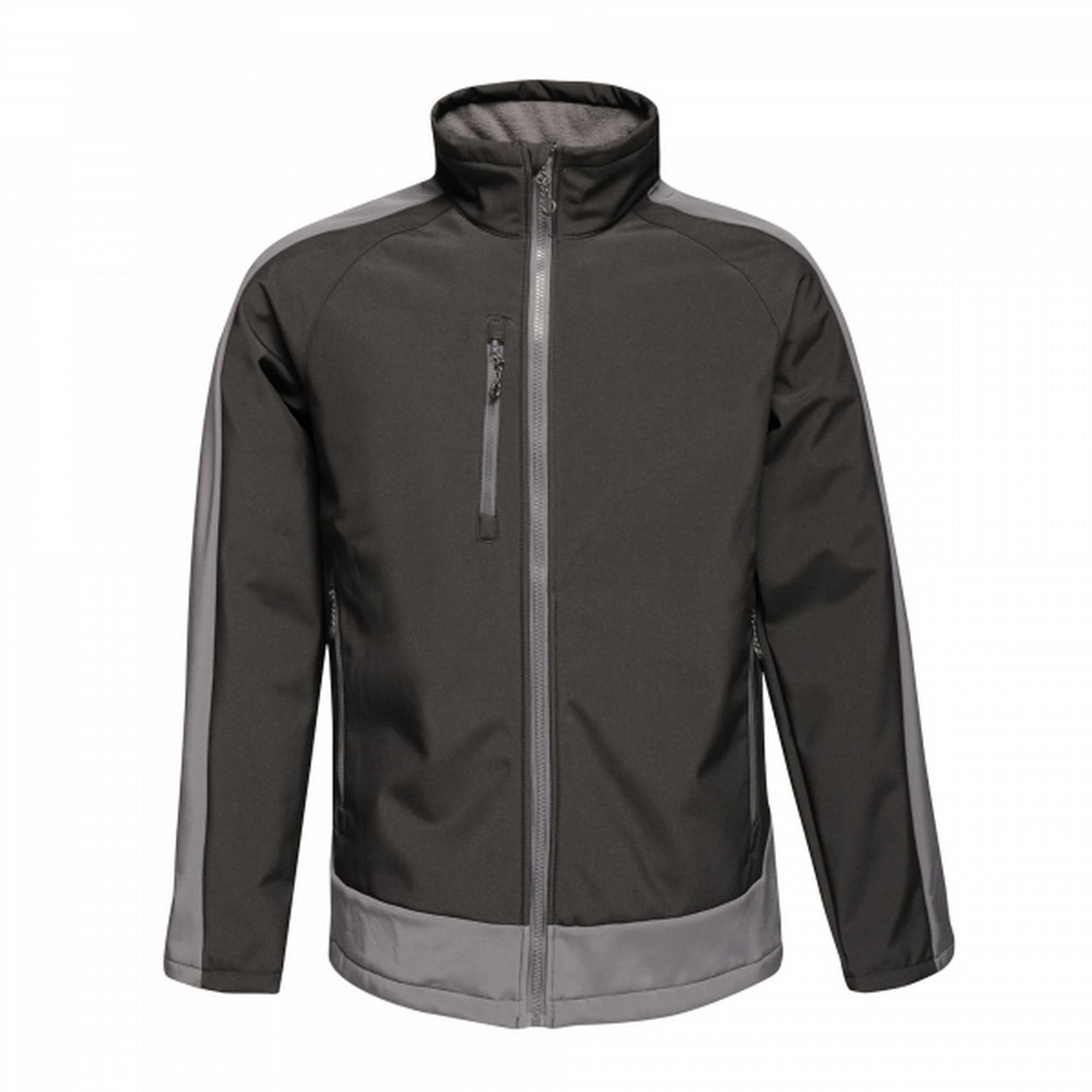 Regatta Softshelljacke Herren mit Kontrastdetails dreilagig | Sportbekleidung > Sportjacken | Regatta