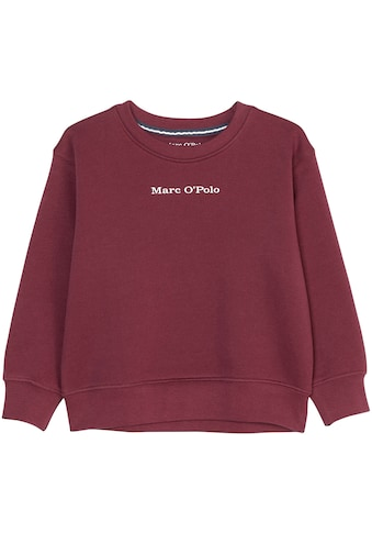 Marc O'Polo Junior Sweatshirt, mit Logo kaufen