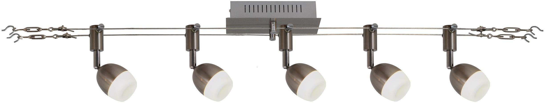 näve LED Pendelleuchte Tony, LED-Board, 1 St., individuell einstellbar