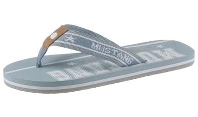 Mustang Shoes Zehentrenner kaufen