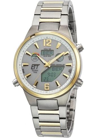 ETT Funk - Multifunktionsuhr »Everest II, EGT - 11381 - 21M« kaufen