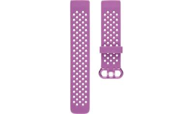 fitbit Ersatz - /Wechselarmband »Charge 3 Accessory Sport Band (Größe L)« kaufen