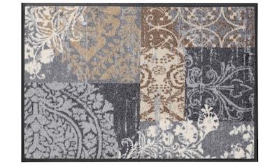 wash+dry by Kleen-Tex Fußmatte »Armonia«, rechteckig, 7 mm Höhe, Schmutzfangmatte, In-... kaufen