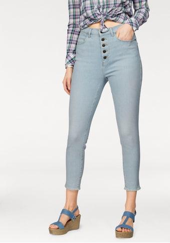 Wrangler Stretch - Jeans »SUPER HIGH SKINNY« kaufen
